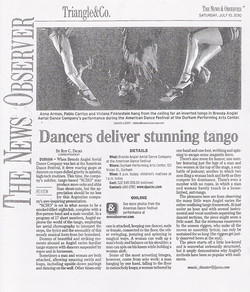 The News & The Observer - 10.07.10