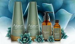 Agave - Exklusive Haarpflegeprodukte zum Glätten von widerspenstigem Haar bei mauropera