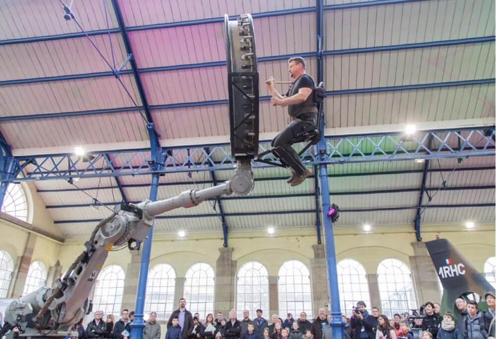 UliK Robotik - DRUMGOD