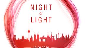 """Die """"Night of Light"""" setzt ein Zeichen für die Veranstaltungsbranche!"""