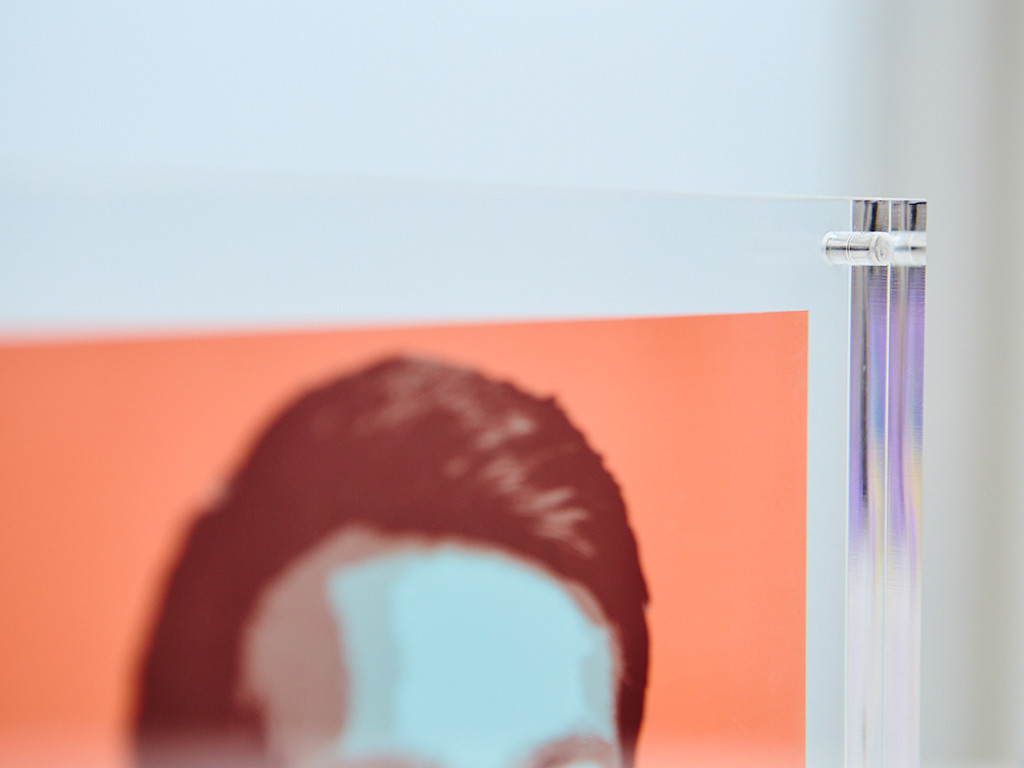 glowing pix Frame