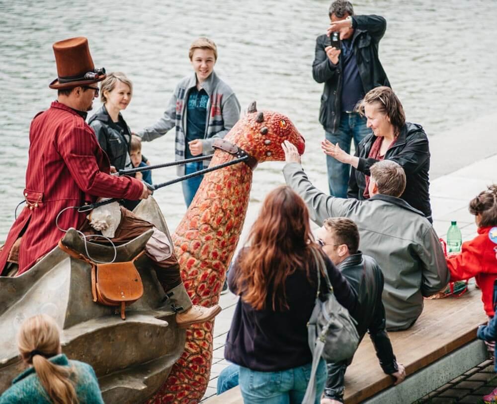 UliK Produktion - Drachenschnecke