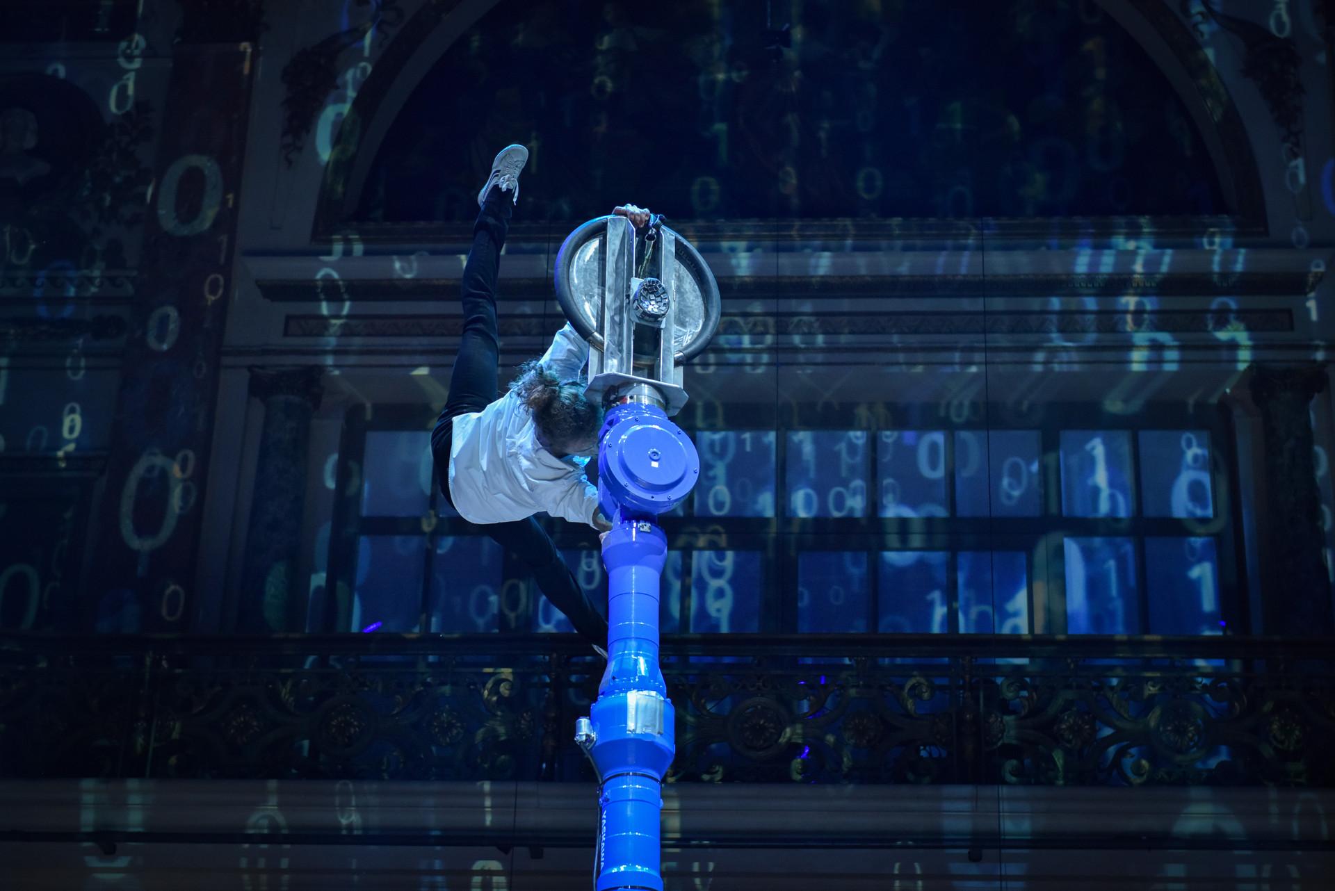 UliK Robotic AcRobotic