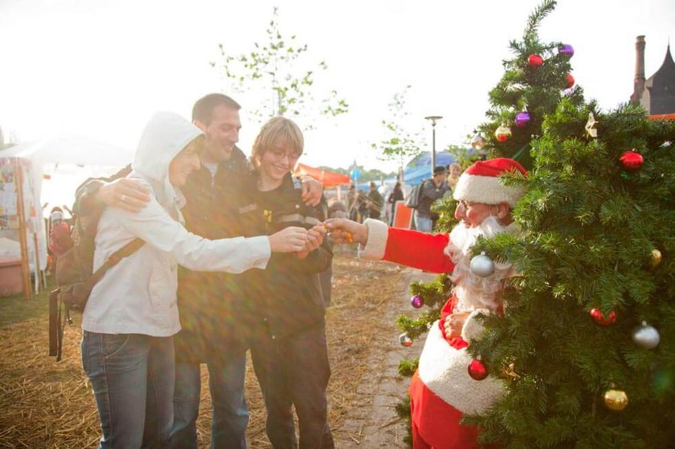 UliK Produktion - Der lebendige Weihnachtsbaum