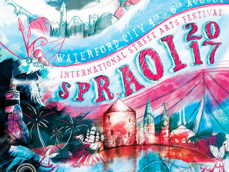 SPRAOI | International Street Arts Festival 2017 in Waterford City, Ireland