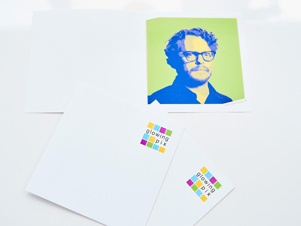 glowing pix folder