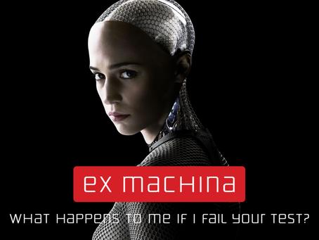 """Artikel: """"Neue Technologien – Ex Machina fordert heraus"""""""