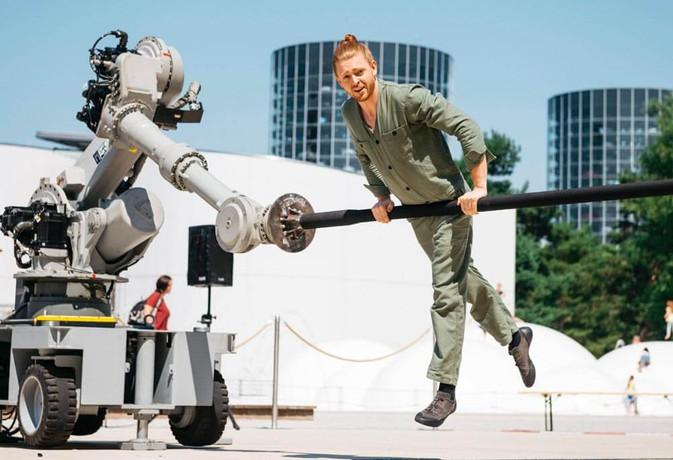 UliK Robotic - RoboPole