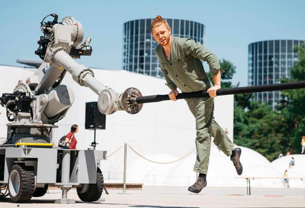 UliK Robotik RoboPole