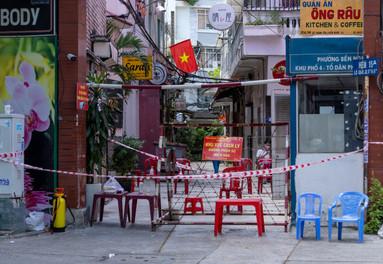 The streets of Vietnam 2021