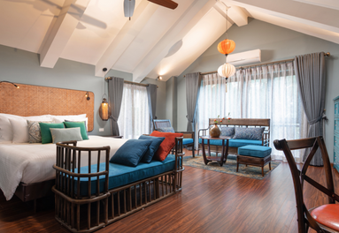Luxury stays in Vietnam