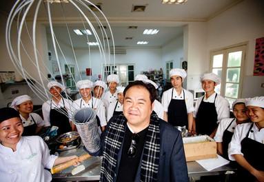 Jimmy Pham and helping vietnam tourism