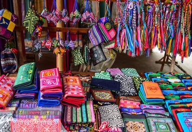 Splendid colours of Mai Chau Vietnam