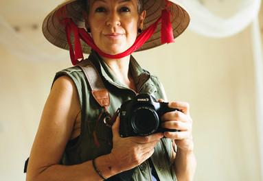 Hanoi portrait - Lavonne Bosman