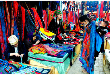 Tailor made and off the shlf shopping in Vietnam