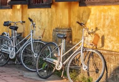 Bikes of Hoi An Vietnam