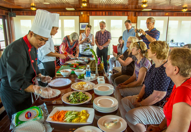 An immersive experience cruising the Mekong with Pandaw
