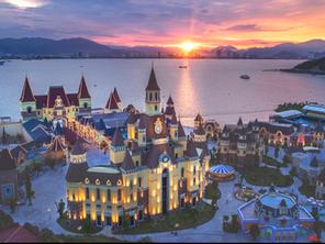 Vin Pearl Theme Park