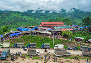 Bac Ha the land that time forgot