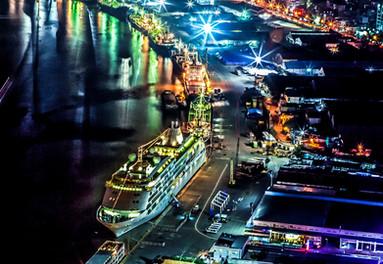 The lights of Ho Chi Minh City / Saigon