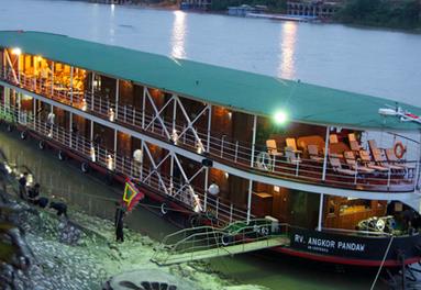 Pandaw Cruises in Vietnam