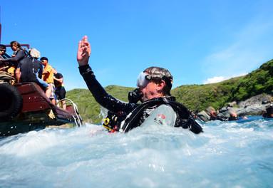 Diving in Vietnam with Jeremy Stein
