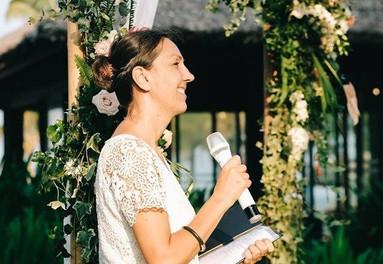 Nadine Zeigeldorf wedding planner in Vietnam
