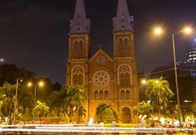 Saigon by Michael Tatarski