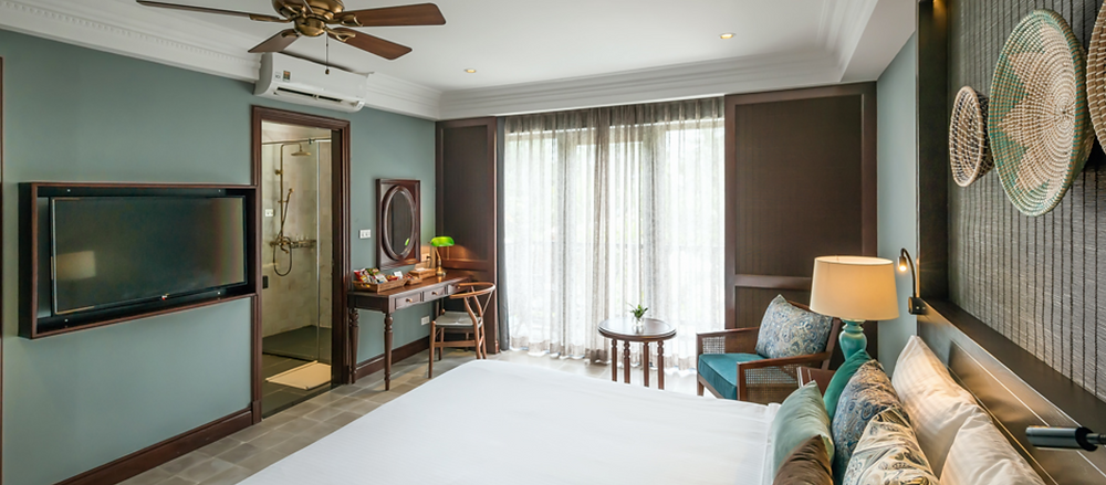 Typical room Aria Boutique Hoi An Hotel & Spa