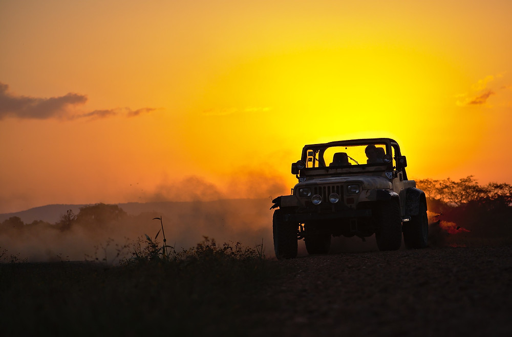 4 wheel drive Jeep Tours of Hoi An and Vietnam