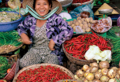 Great shopping in Vietnam