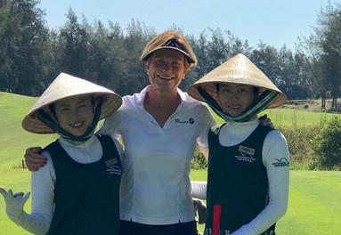 What about Vietnam golf caddies