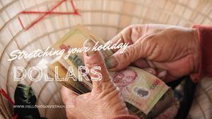 money, dong, cash, spending, vietnam guide,