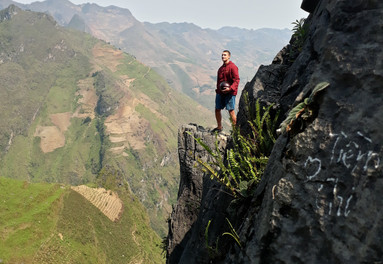 Advenre abounds at the Ha Giang Loop