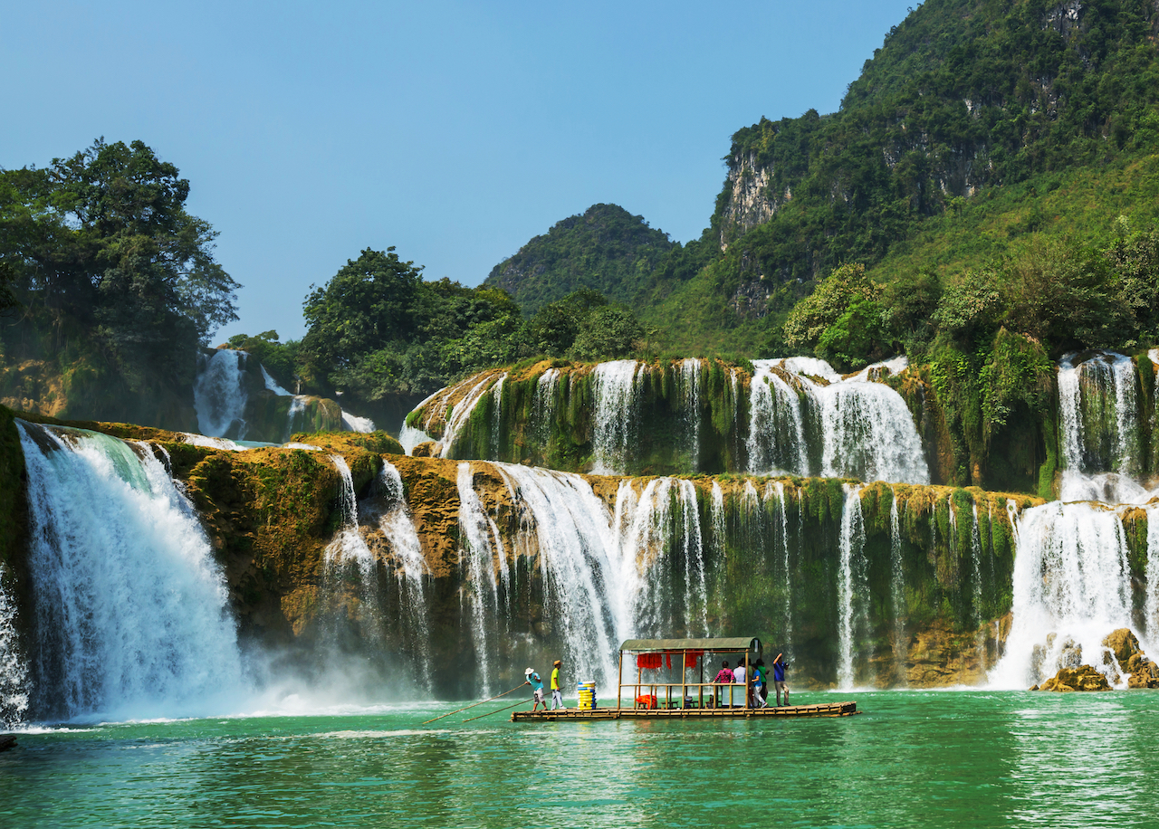 Ban Gioc Waterfall copy