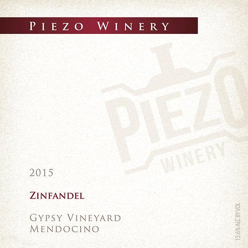 2015 Zinfandel - Gypsy Vineyard