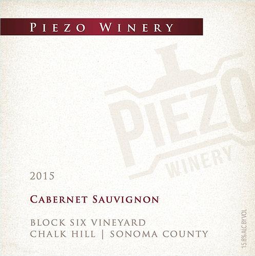 2015 Cabernet Sauvignon - Block 6 Vineyard