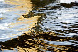 Splash of Gold No 3