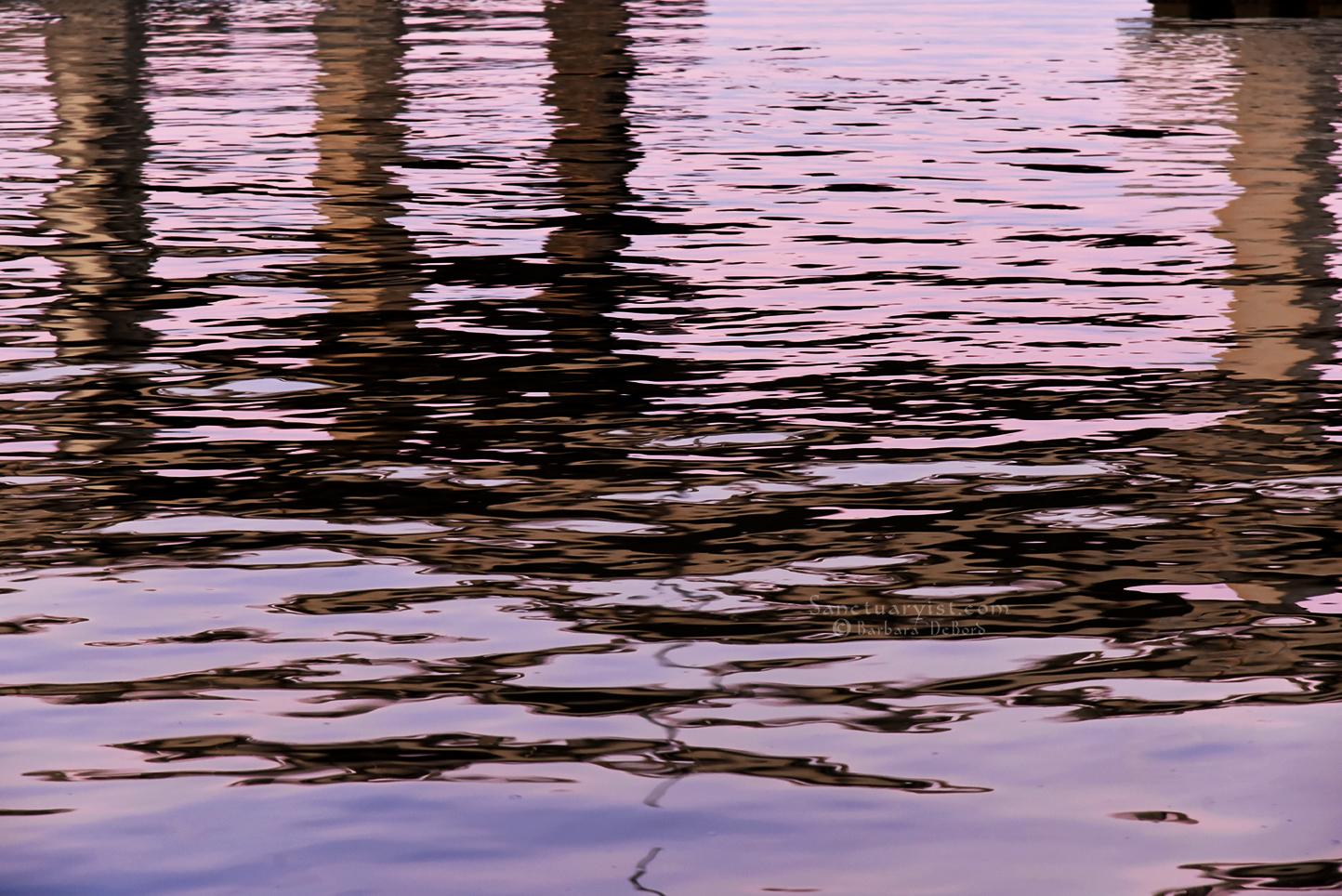 Lilac Tide No 3