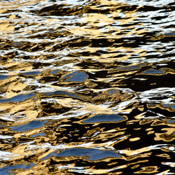 Splash of Gold No 4 16x16