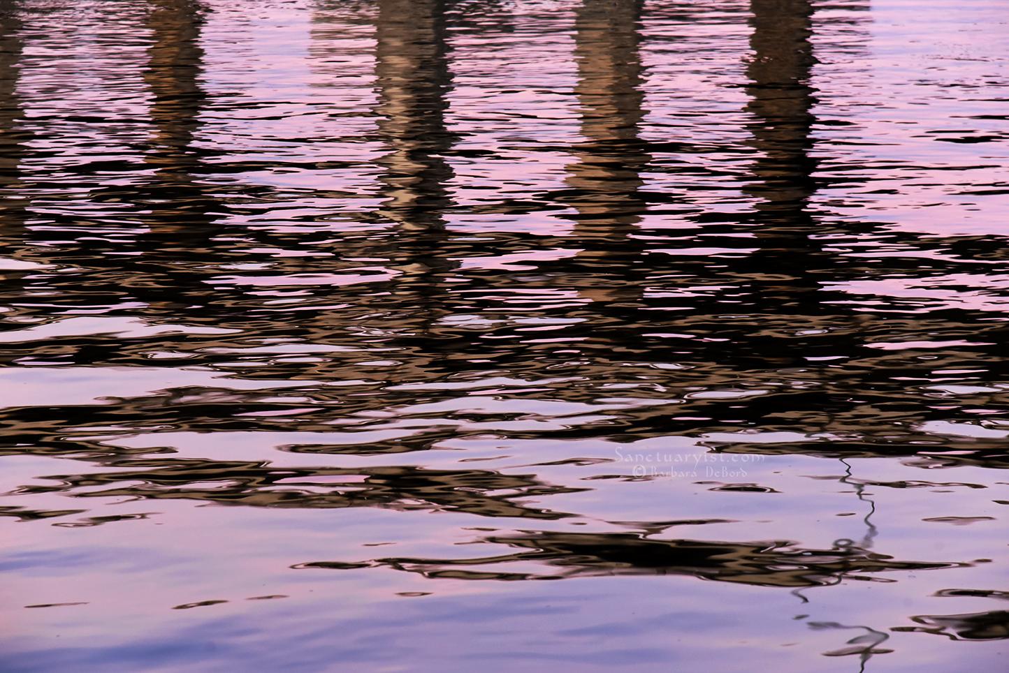 Lilac Tide No 1