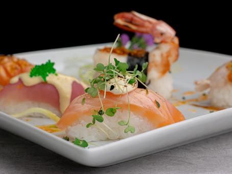 Sushi : ideal para las citas exitosas