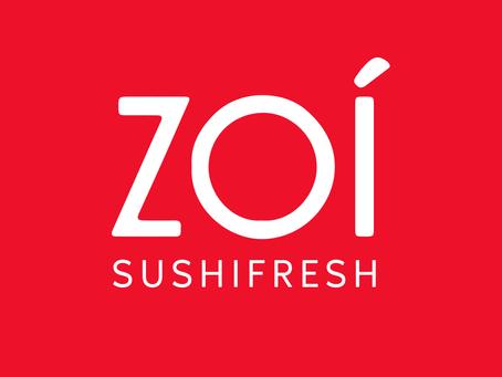 Crecimiento sostenido : ZOÍ SUSHI FRESH
