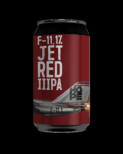 F11.1% JET RED IIIPA