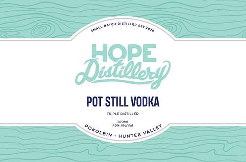 POT STILL VODKA