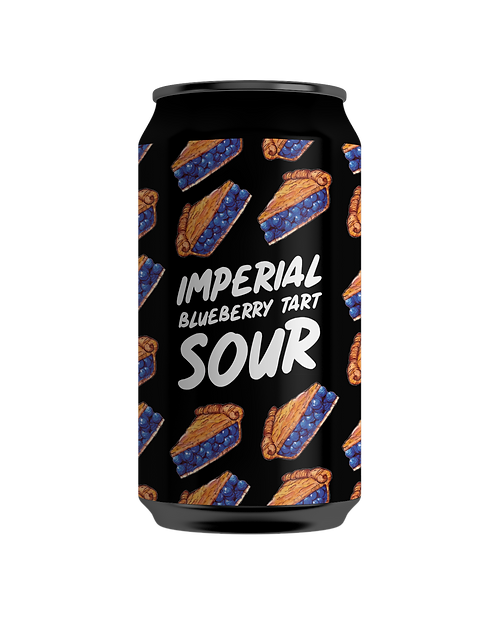 IMPERIAL BLUEBERRY TART SOUR
