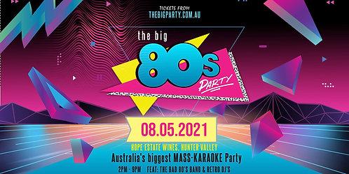 VIP PRE-BIG 80s LUNCH