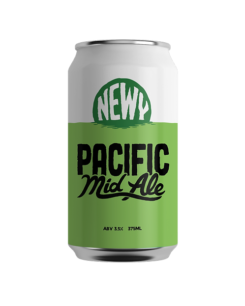 NEWY PACIFIC MID ALE