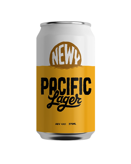 NEWY PACIFIC LAGER