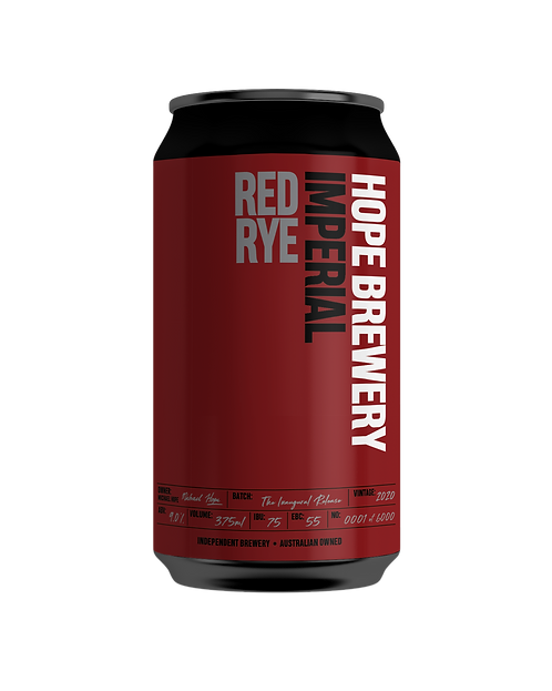 IMPERIAL RED RYE